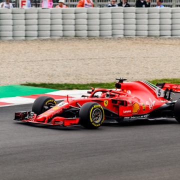 Sebastian Vettel - Foto Anyul Rivas - CC-BY-2.0