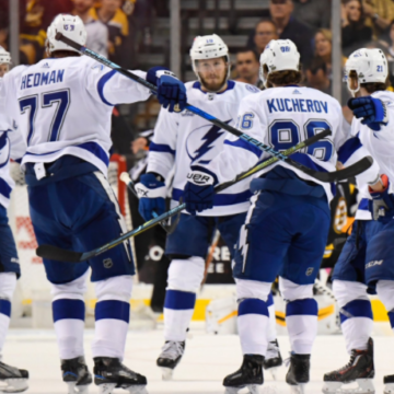 Tampa Bay Lightning - Foto Twitter @PR_NHL