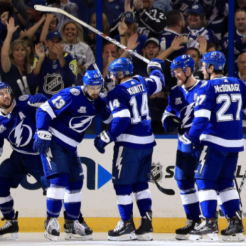 Tampa Bay Lightning - Foto @PR_NHL Twitter