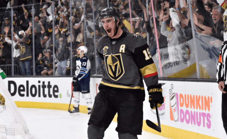 Vegas Golden Knights - Foto @PR_NHL Twitter