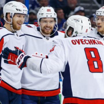 Washington Capitals - Foto @PR_NHL Twitter