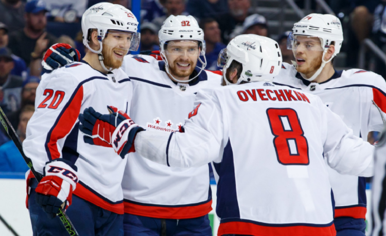 Washington Capitals - Foto @PR_NHL Twitter