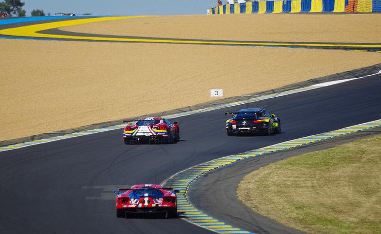 24 Ore Le Mans - Foto Dave Hamster - CC-BY-2.0