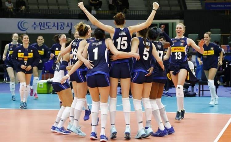 Calendario Mondiali Pallavolo Femminile.Volley Femminile Mondiale 2018 Calendario Programma Ed