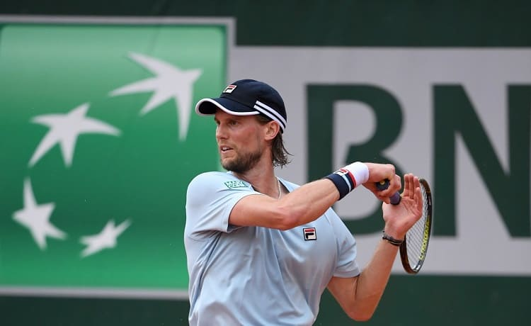 Andreas Seppi - Roland Garros 2018