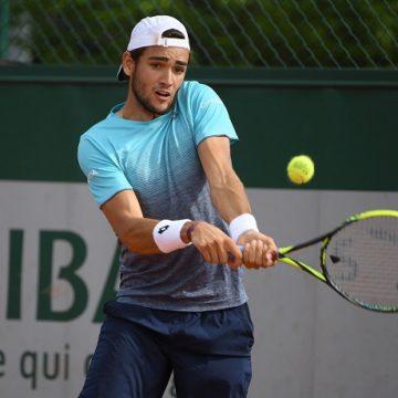 Matteo Berrettini Roland Garros 2018