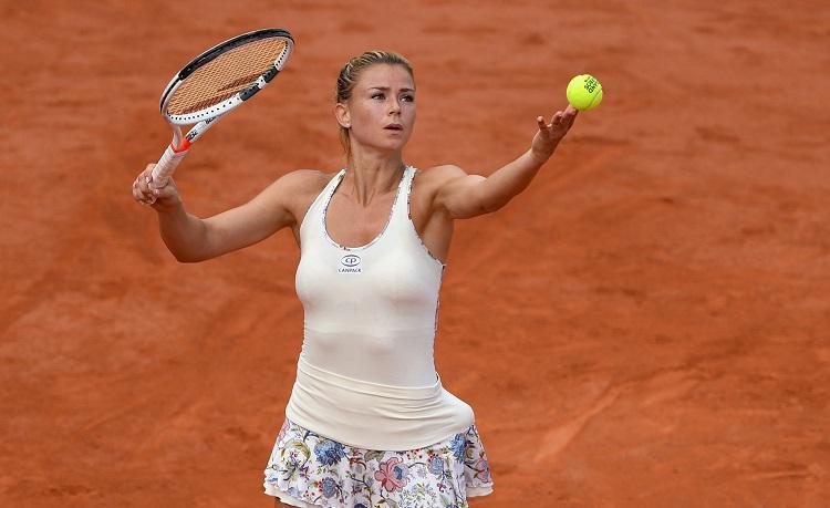Camila Giorgi Roland Garros 2018