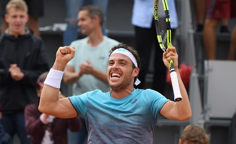 Marco Cecchinato Roland Garros 2018
