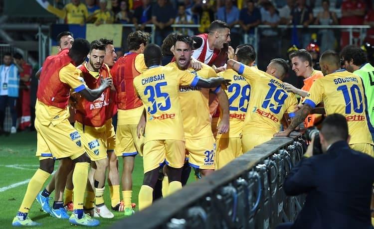 Frosinone 2017-2018