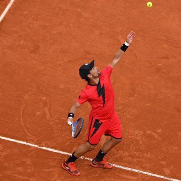 Fabio Fognini Roland Garros 2018