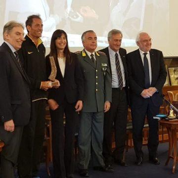 Fabrizio Donato Panathlon Day