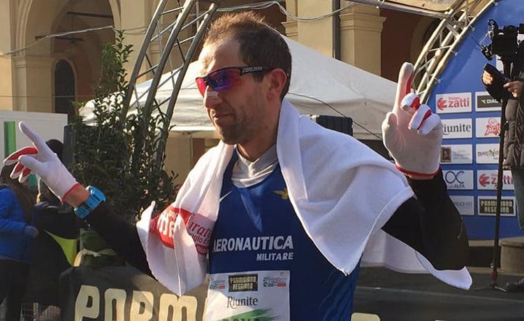 Francesco Bona Running