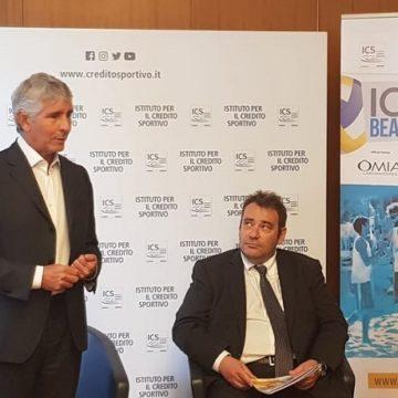 Ics Beach Volley Tour Lazio Andrea Abodi e Andrea Burlandi
