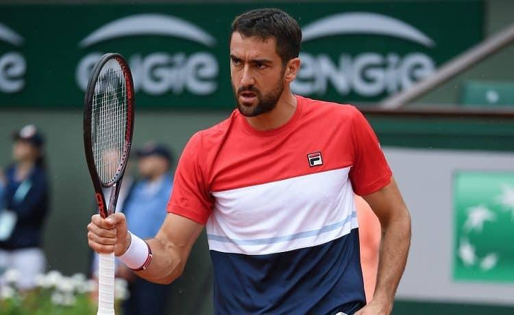 Marin Cilic - Roland Garros 2018