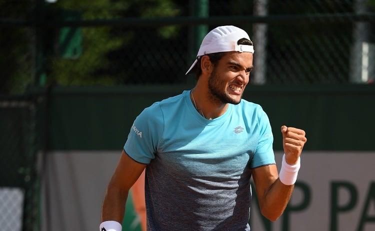Matteo Berrettini - Roland Garros 2018