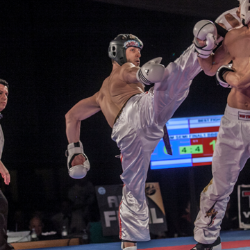 Matteo Milani taekwondo