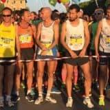 Mezza maratona Chiavari