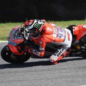 MotoGP GP Italia Mugello Jorge Lorenzo