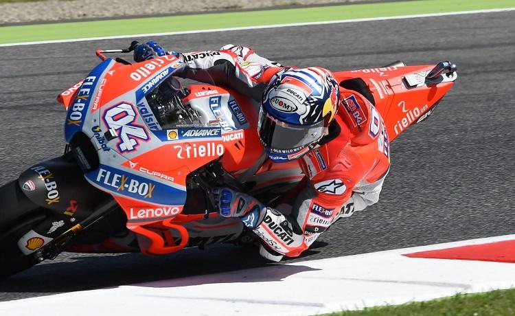 MotoGP GP Italia Mugello Andrea Dovizioso