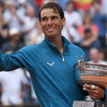 Rafael Nadal - Roland Garros 2018