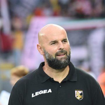 Roberto Stellone Frosinone-Palermo