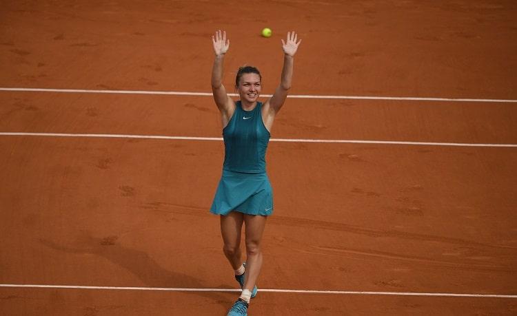 Simona Halep - Roland Garros 2018