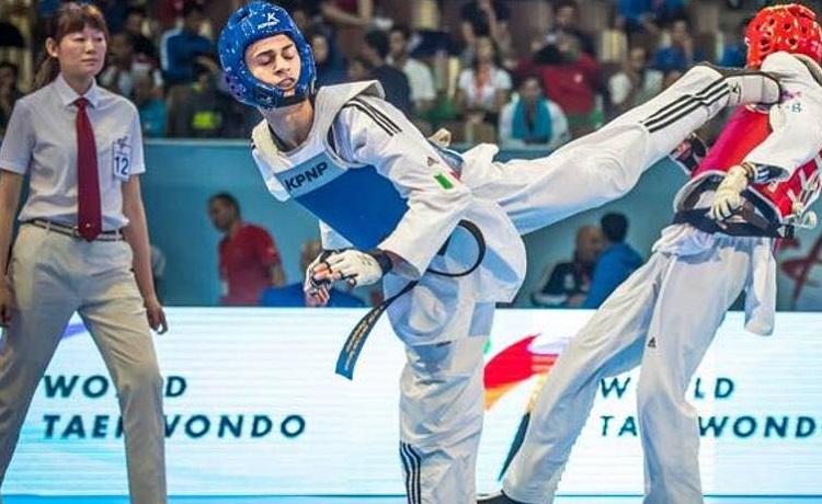 Vito Dell'Aquila Taekwondo