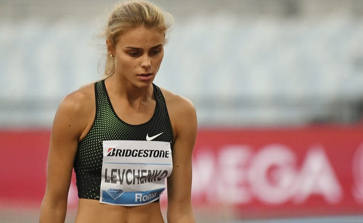 Yuliya Levchenko Golden Gala 2018