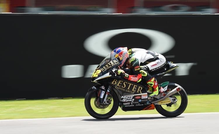Marcos Ramirez (Moto 3) - Foto Antonio Fraioli
