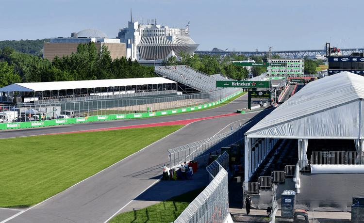 Circuit de Gilles Villeneuve - Foto pedrik - CC-BY-2.0