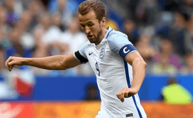 Harry Kane - Foto Football Coins Vimeo