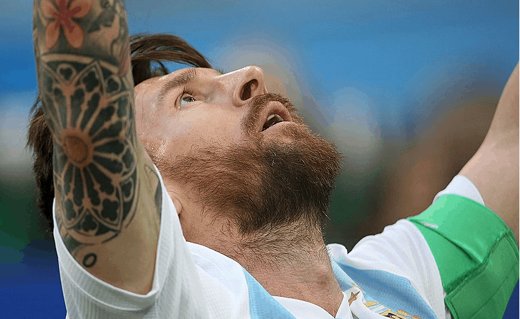 Lionel Messi - Foto Кирилл Венедиктов - CC-BY-3.0