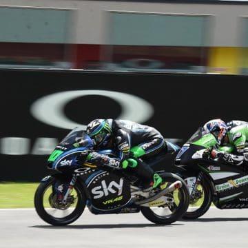 Luca Marini (Moto 2) - Foto Antonio Fraioli