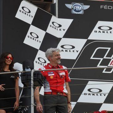 Luigi Dall'Igna (team principal Ducati) - Foto Antonio Fraioli