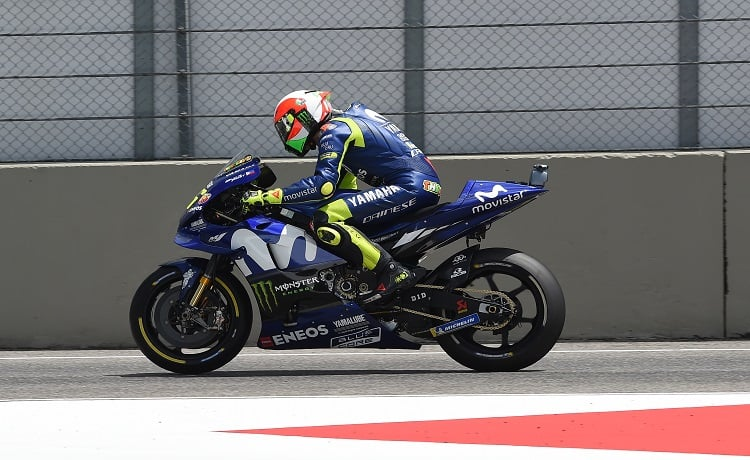 Valentino Rossi - Foto Antonio Fraioli