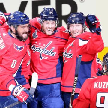 Washington Capitals - Foto Twitter @PR_NHL