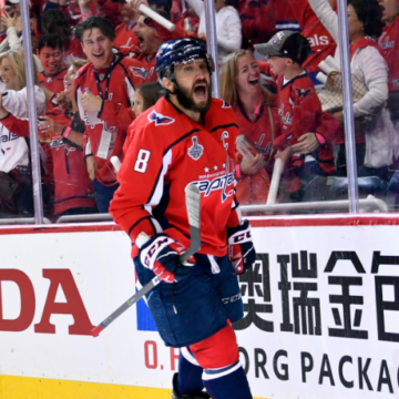 Washington Capitals - Foto Twitter PR_NHL