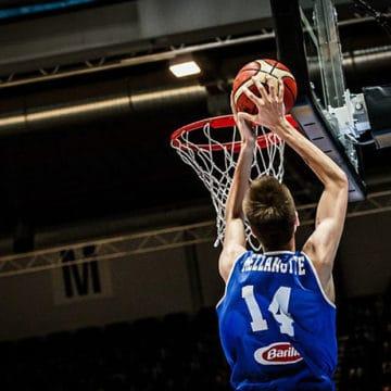 Italia basket Under 20