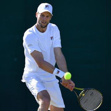 Andreas Seppi, Wimbledon 2018