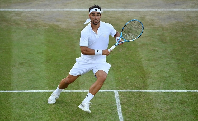Fabio Fognini Wimbledon 2018