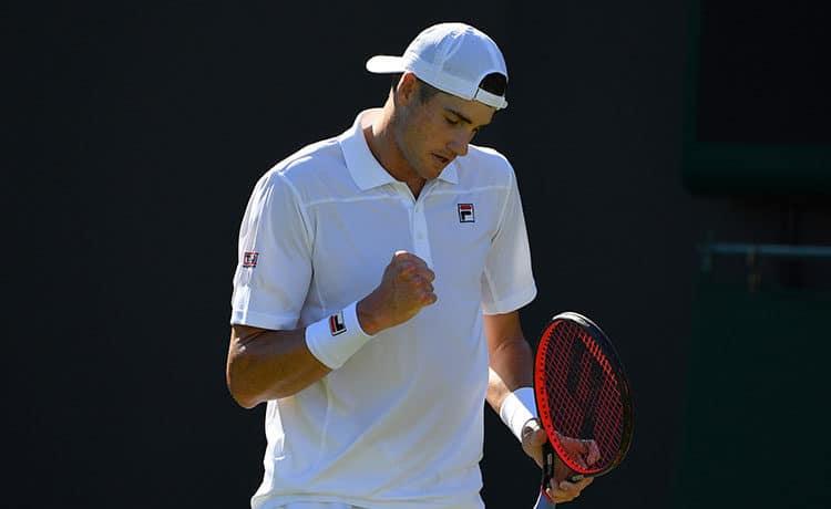 John Isner, Wimbledon 2018-