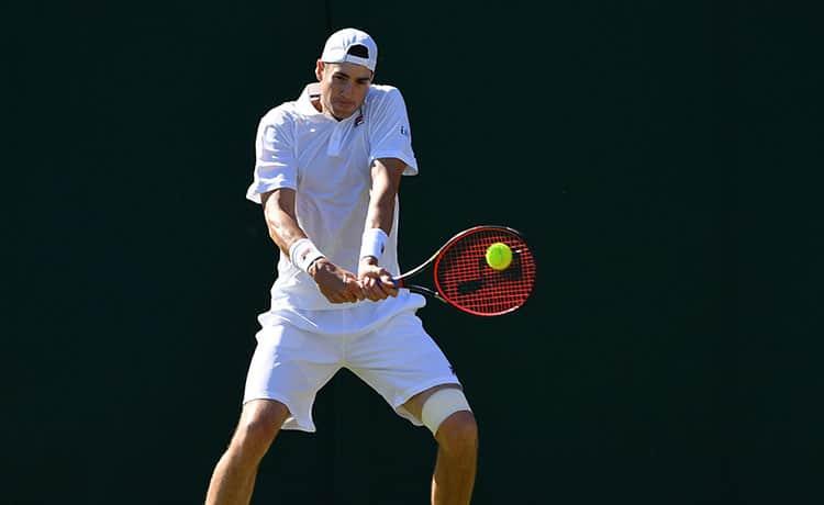 John Isner, Wimbledon 2018
