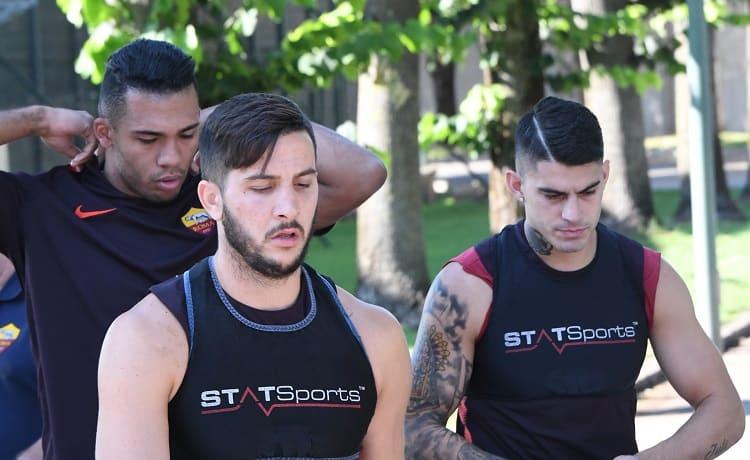 Manolas, Perotti, Juan Jesus,