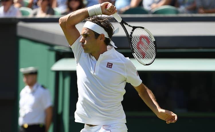 Roger Federer - Wimbledon 2018