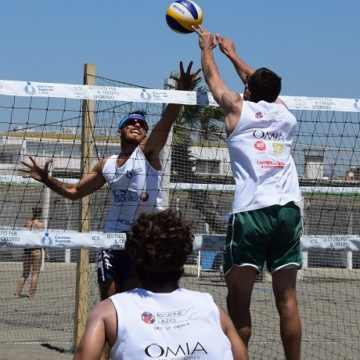 Beach Volley Tour Lazio 2018