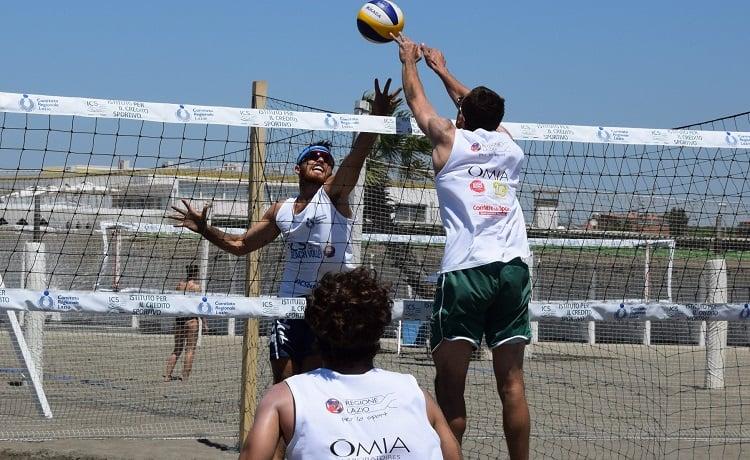 Beach Volley Tour Lazio 2018