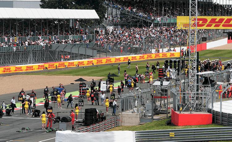 Gran Premio della Gran Bretagna (Silverstone) - Foto bluebirdwfc - CC-BY-2.0