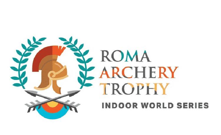 Tiro con l'arco, Roma indoor 2018