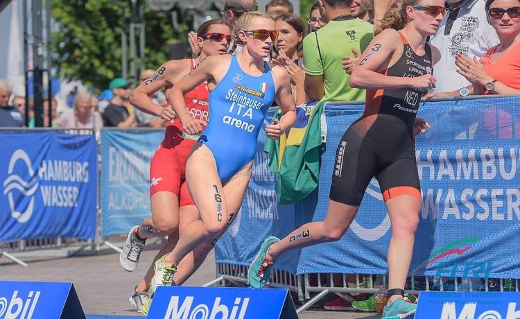 Verena Steinhauser - Foto Federtriathlon