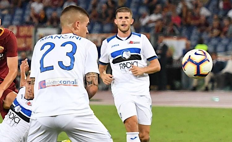 Gianluca Mancini e Mario Pasalic